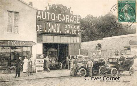 garage saumur nos belles voitures anciennes et les garagistes avec le