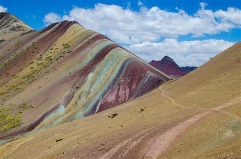 Mountain To Mountain rainbow mountain peru a walk into the unknown the