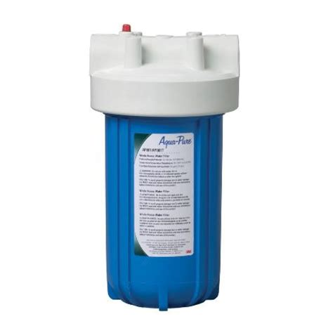 cuno water filter 55857 16 3m cuno aqua pure ap801 c water filtration