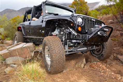 Jeep Ta In Baja With Bfgoodrich S New All Terrain T A Ko2 Jk Forum
