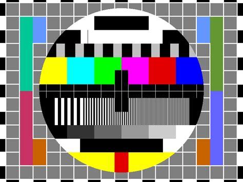 test pattern radio ea3ewo