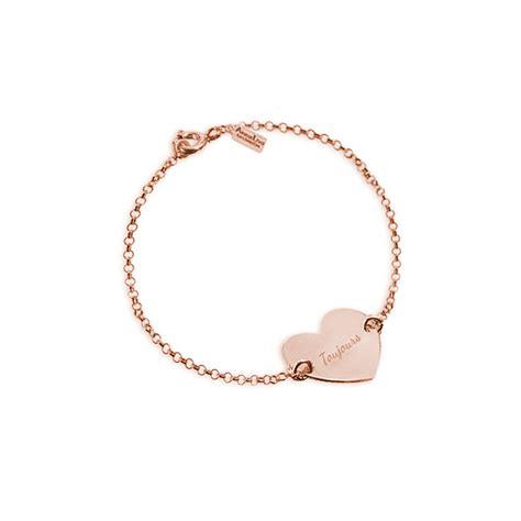 personalised engraved bracelet by lou of