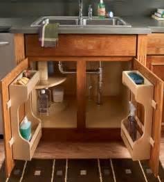 Corner Kitchen Cabinet Organization Ideas Storage Solutions Details Sink Base Multi Storage