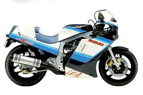 1986 Suzuki Gsxr 1100 by Suzuki Gsx R 1000 Toda Su Historia Moto1pro