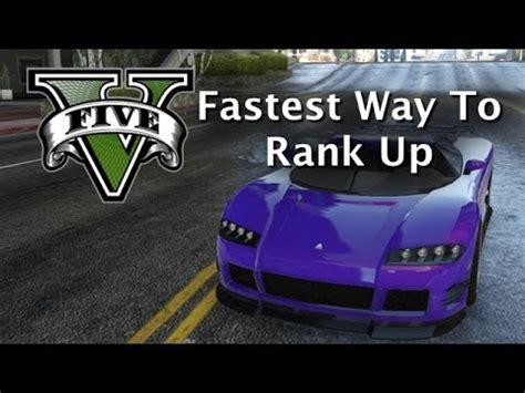 Quickest Way To Make Money Gta 5 Online - gta 5 online fastest way to rank up racing fastest way