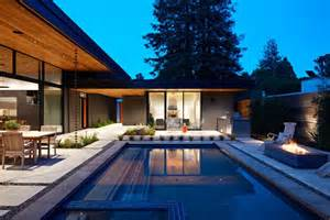 glass wall house glass wall house by klopf architecture