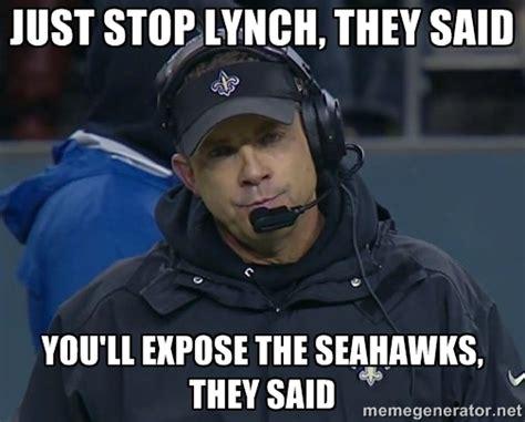 Just Stop Meme - seahawks vs saints funny quotes quotesgram