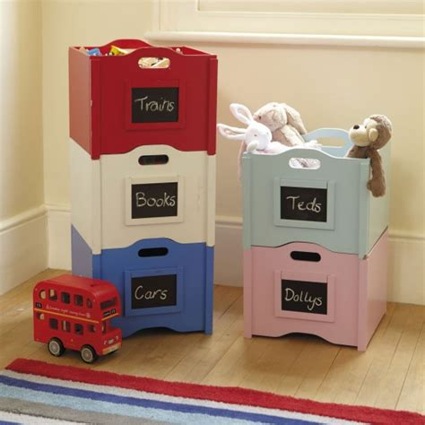 kids toy storage ideas label up toy crates toy storage ideas housetohome co uk