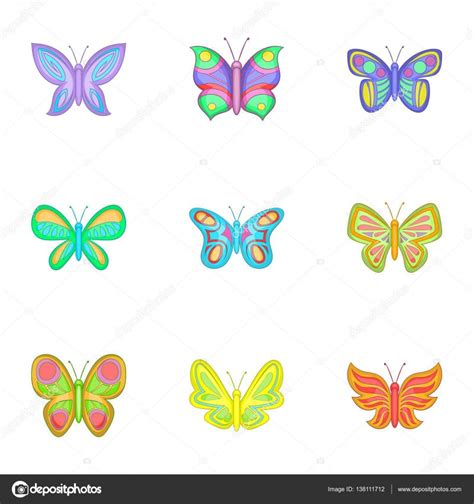 imagenes de mariposas a color dibujos mariposas de colores vectores de mariposas de