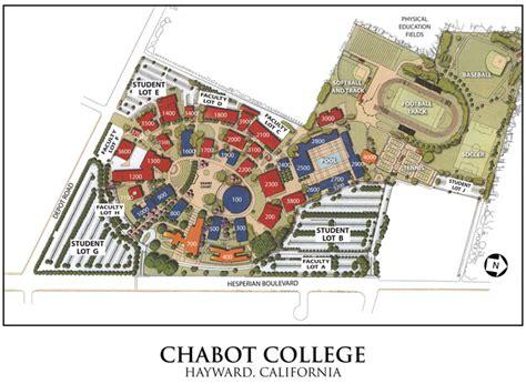 las positas college map chabot college