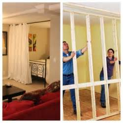 Easy Room Divider Best 25 Temporary Wall Divider Ideas On Cheap Room Dividers Temporary Wall And Diy