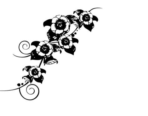 Hiasan Dinding Kaligrafi Hitam Putih 4in1 pohon hitam putih clipart best