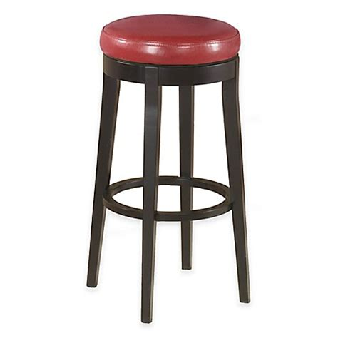 30 inch bar stools backless buy stanton 30 inch swivel backless barstool in from
