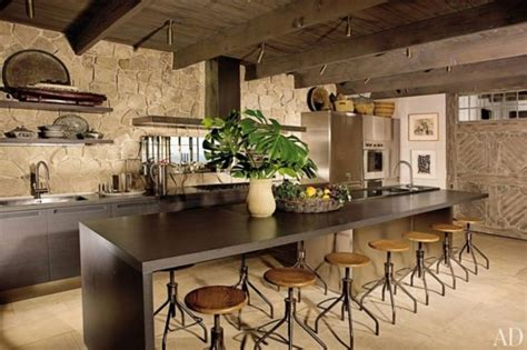 rustic kitchen decorating ideas de 100 fotos de cocinas r 250 sticas decoradas con encanto