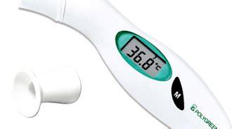 Termometer Digital Polygreen termometer infrared digital 2in1 dahi dan telinga