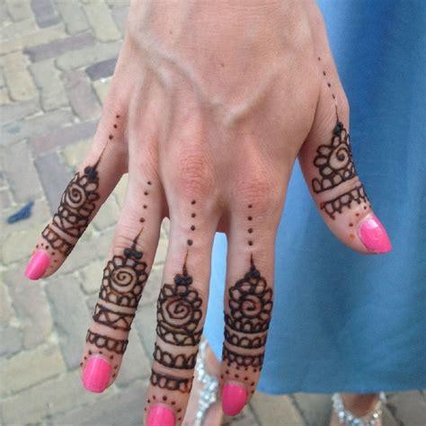henna tattoo voorbeelden henna op je makedes