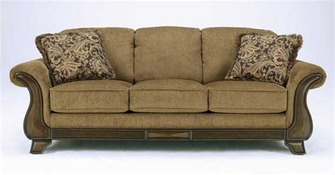 how to reupholster a couch with wood trim sofa with wood trim pertaining to household living room
