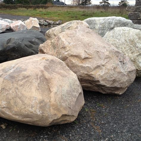 large landscape rock ottawa greely sand gravel