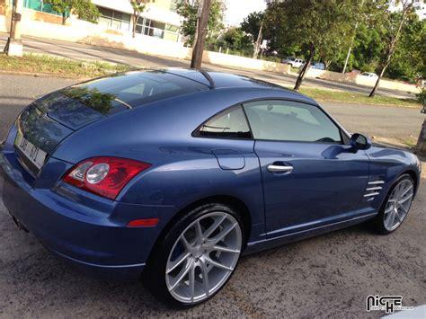 Chrysler Career Login by Chrysler Crossfire Targa M131 Gallery Mht Wheels Inc