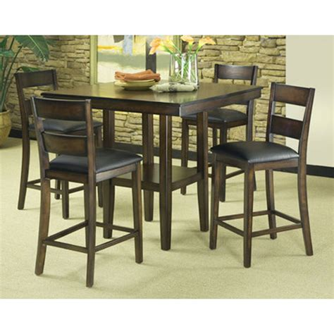 Pub Dining Table Chairs Small Pub Style Dining Room Table Sets Spotlats