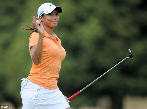 cheyenne woods swing 156 best images about golf hotties on pinterest michelle