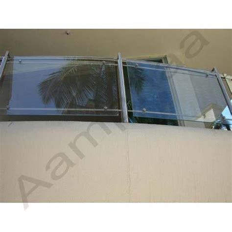Balcony Glass Railing Designs   Balcony Glass Railing