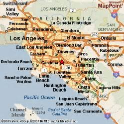 cerritos california map cerritos california