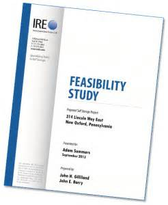 Writing A Feasibility Study Report On Real Estate Investment by Feasibilty Study Report