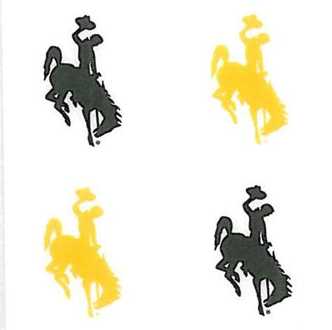 wyoming bucking horse clip art 51
