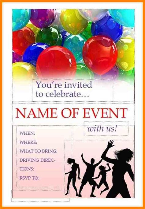free printable flyers templates 8 free printable event flyers appeal leter