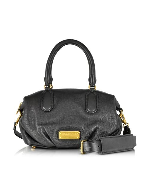 Marc Small Bag by Marc By Marc New Q Small Legend Black Leather