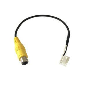 【楽天市場】ca c100【税込】 ケンウッド ケンウッド専用端子/汎用rca変換リアカメラ接続ケーブル