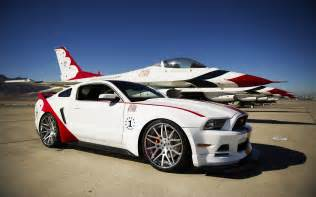 2014 ford mustang gt us air thunderbirds edition