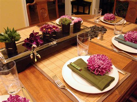 japanese dinner table dsc07227 japanese dinner table setting flickr photo