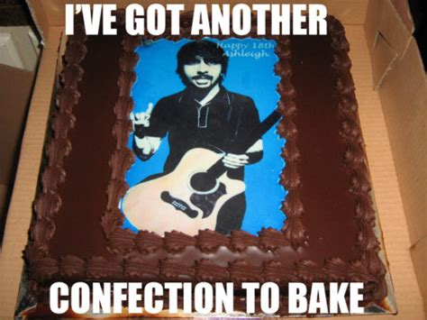 Foo Fighters Meme - band memes
