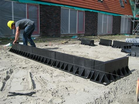 Foundation For Plastic Shed by Shed Foundation Plastic Foundation Klp Lankhorst