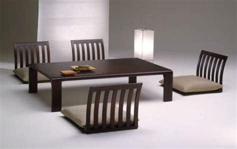 sillas  el comedor al estilo japones interiores