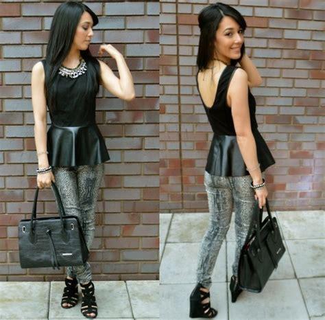 Zara Pant Limited stylish treasures by and andrea zara limited edition trousers marueccos
