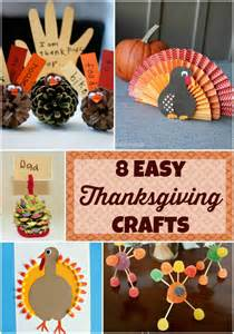 easy thanksgiving eight easy thanksgiving crafts