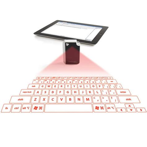 Proyektor Keyboard How To Use Laser Projection Keyboard Prodigitalweb