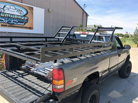 Truck Bed Racks Toy Up Industries Utv Atv Decks Sandworks