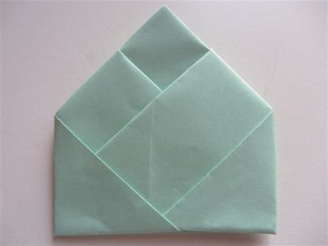 Letter Paper Origami - 17 best images about letter envelope folding on