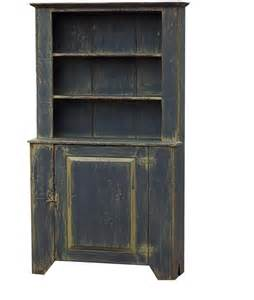 Step Back Hutch Primitive Hutch Step Back Cupboard Painted By
