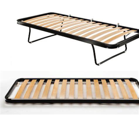 rete pieghevole con materasso letto con doghe pieghevole rete letto pieghevole con