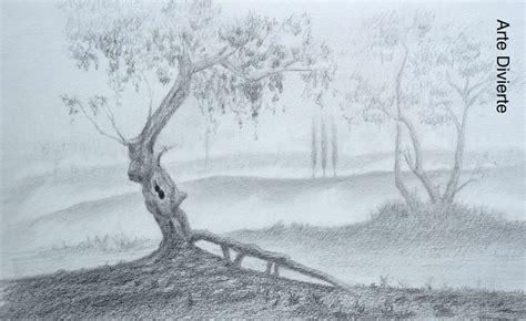 imagenes de paisajes para dibujar tumblr arte divierte arbol paisaje by leonardopereznieto on