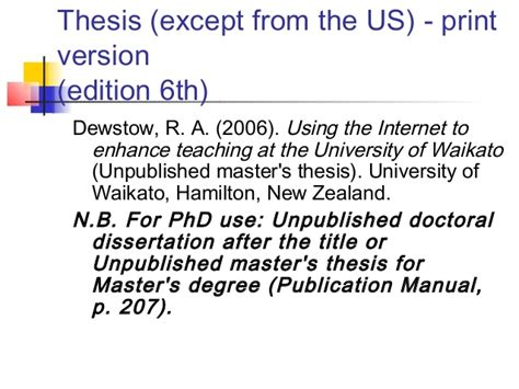 unpublished dissertation chicago style citation unpublished dissertation