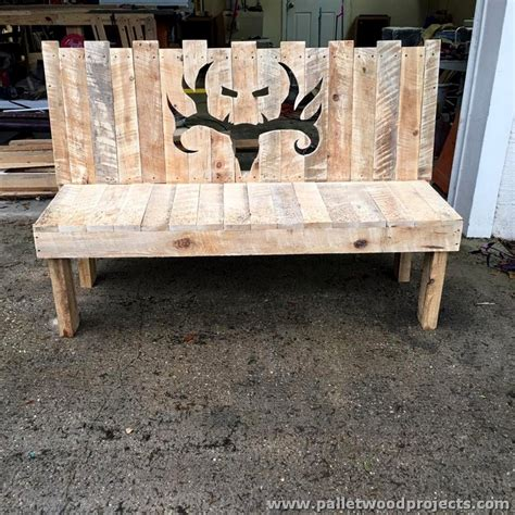 wood pallet bench wood pallet recycling projects pallet wood projects
