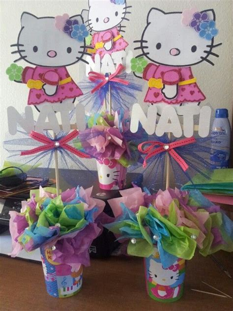 hello kitty centerpieces www imgkid com the image kid