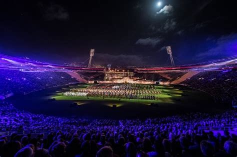 edinburgh tattoo westpac stadium edinburgh royal military tattoo becomes wellington s most