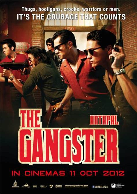 gangster film review really kool the gangster antapal thai film review